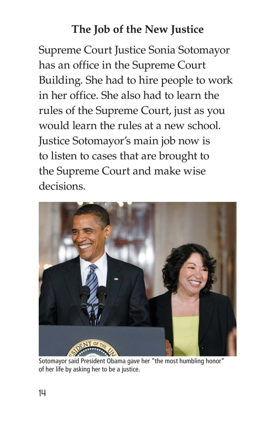 Book Preview For Sonia Joins the Supreme Court Page 14