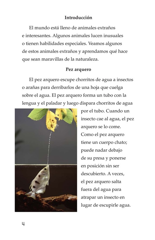 Book Preview For Wonders of Nature Page 4
