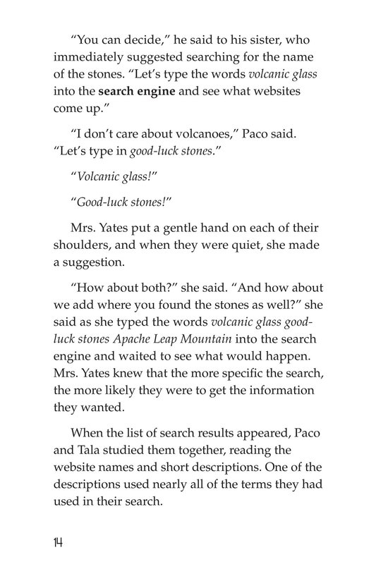 Book Preview For The Black Stones Page 14