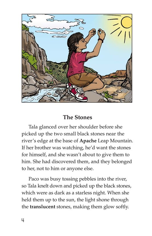 Book Preview For The Black Stones Page 4