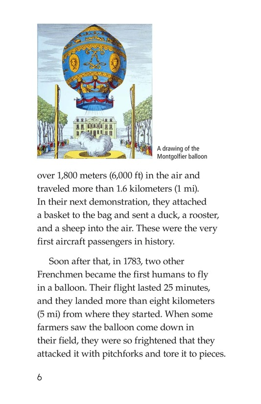 Book Preview For Lighter Than Air Page 6