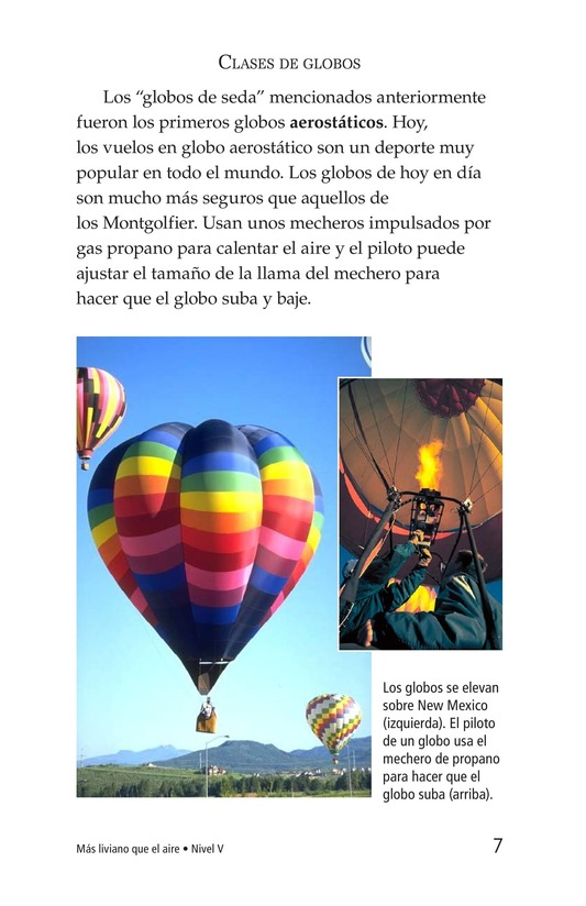 Book Preview For Lighter Than Air Page 7