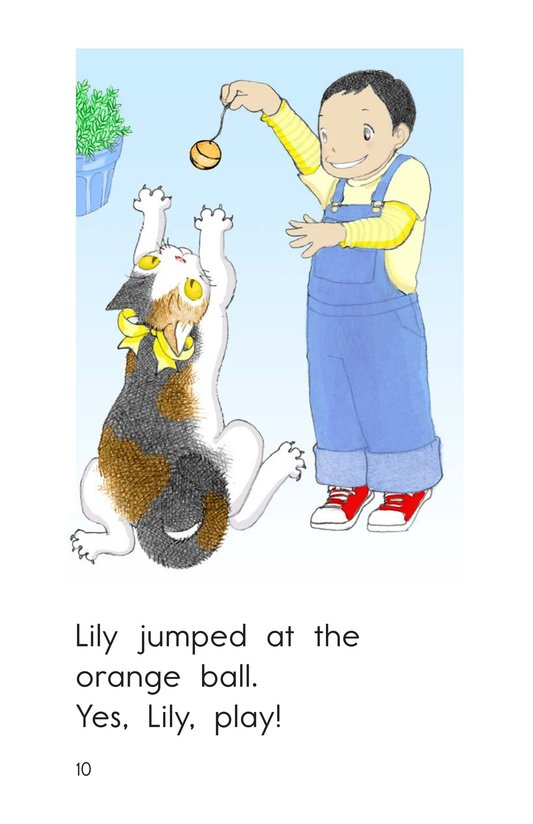 Book Preview For No, Lily, Don't! Page 10