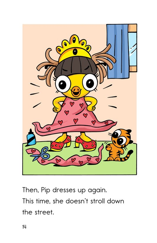 Book Preview For Pip, the Monster Princess Page 14