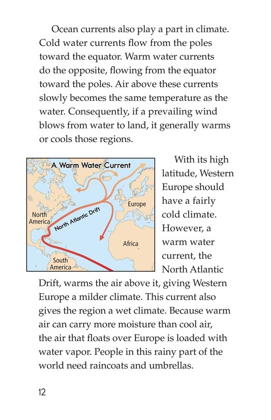 Book Preview For Explorer's Guide to World Weather Page 12