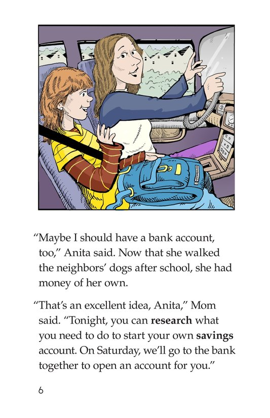 Book Preview For Rainy-Day Savings Page 6