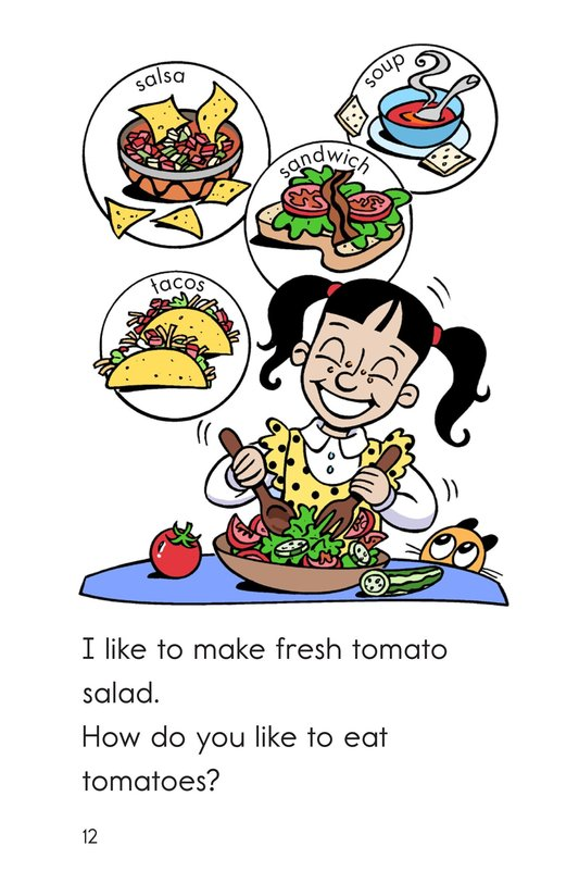 Book Preview For Grow Tomatoes in Six Steps Page 12
