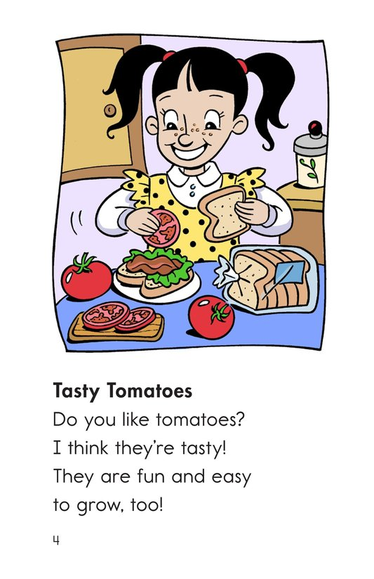 Book Preview For Grow Tomatoes in Six Steps Page 4