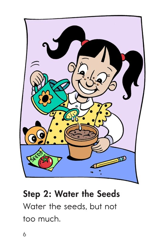 Book Preview For Grow Tomatoes in Six Steps Page 6
