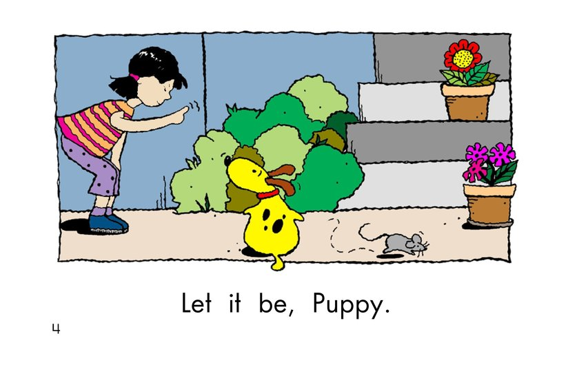 Book Preview For Playful Puppy Page 4