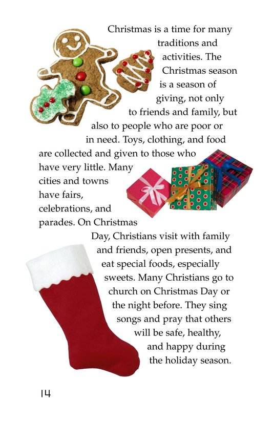 Book Preview For Holidays Around the World Page 14