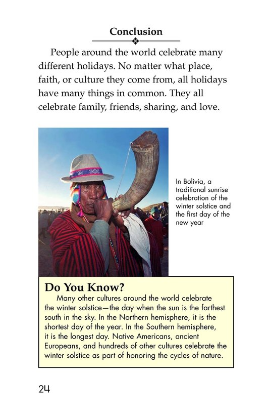 Book Preview For Holidays Around the World Page 24