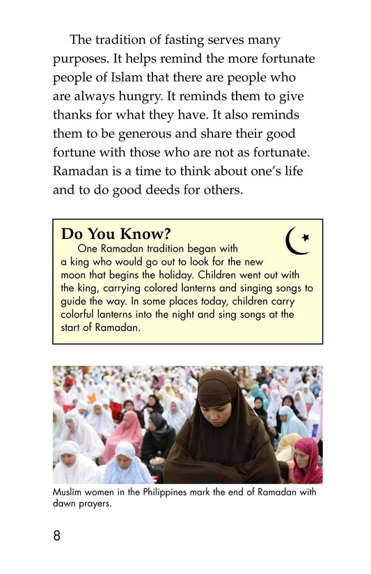 Book Preview For Holidays Around the World Page 8