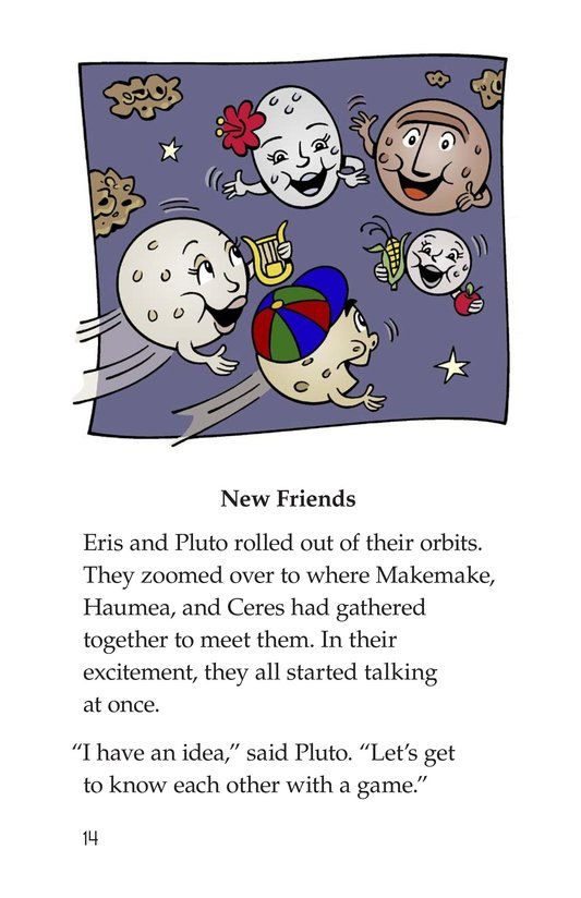 Book Preview For Pluto's New Friends Page 14