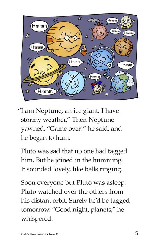 Book Preview For Pluto's New Friends Page 5