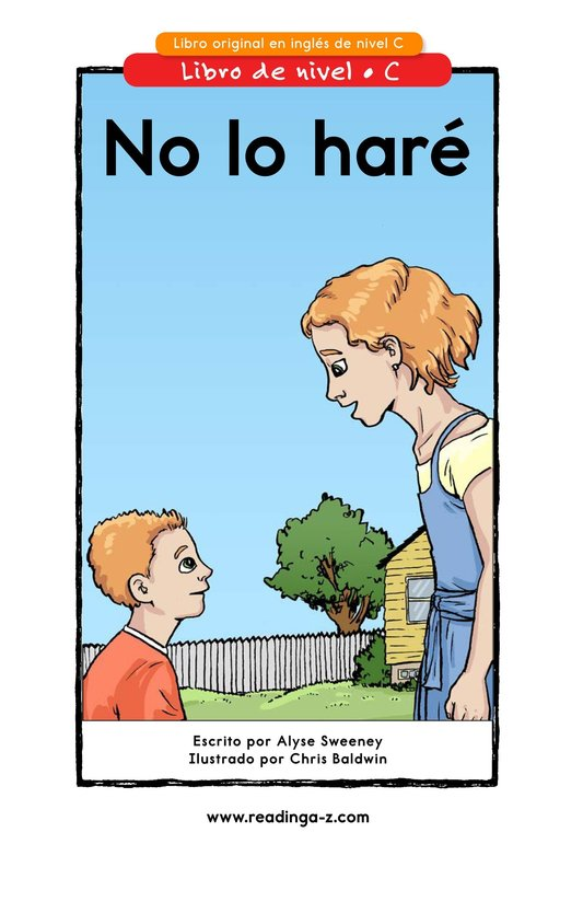 Book Preview For I Won't Page 1