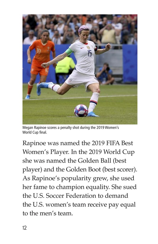 Book Preview For World Cup Soccer Page 12