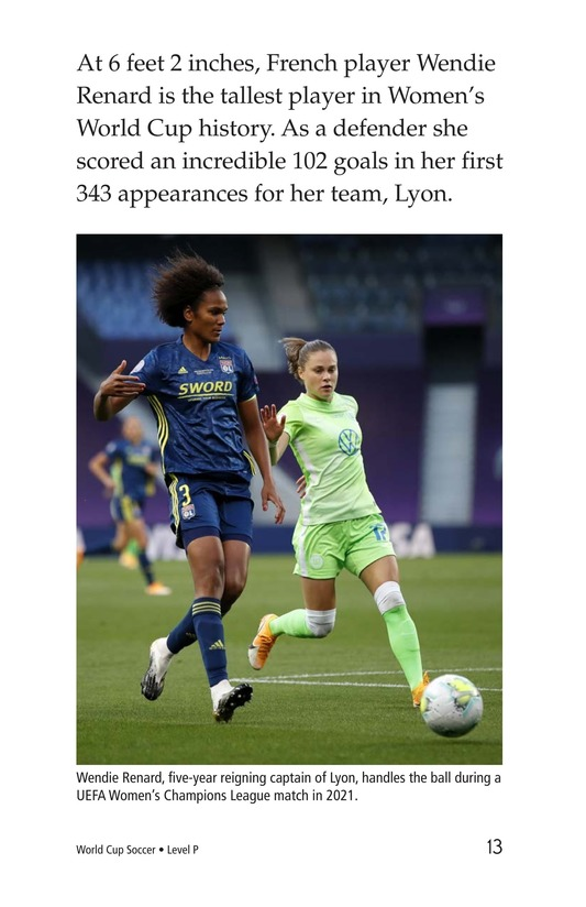 Book Preview For World Cup Soccer Page 13