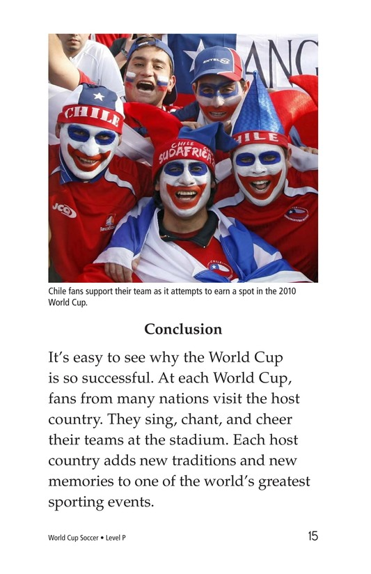 Book Preview For World Cup Soccer Page 15