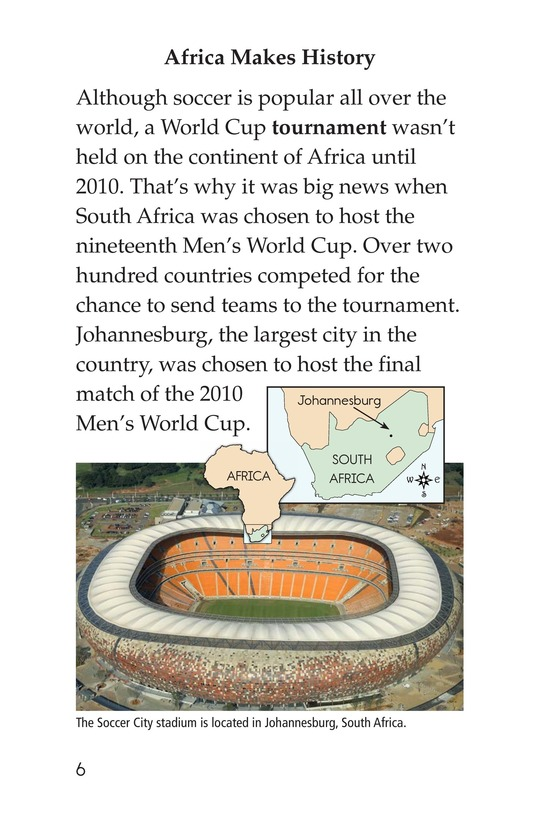 Book Preview For World Cup Soccer Page 6
