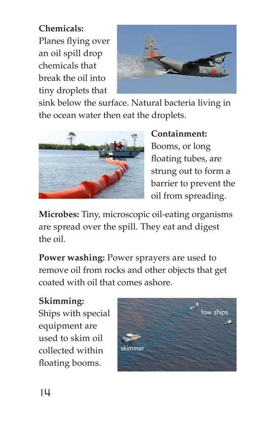 Book Preview For Deep Trouble: The Gulf Coast Oil Spill Page 14