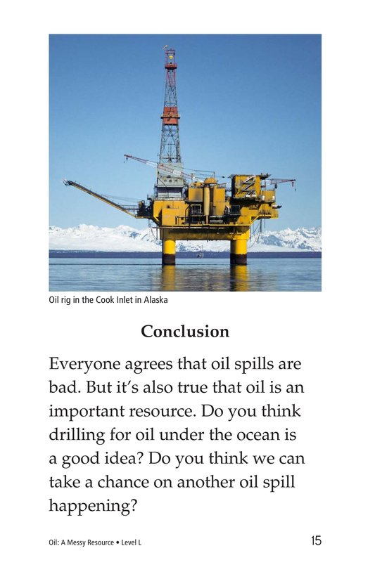 Book Preview For Oil: A Messy Resource Page 15