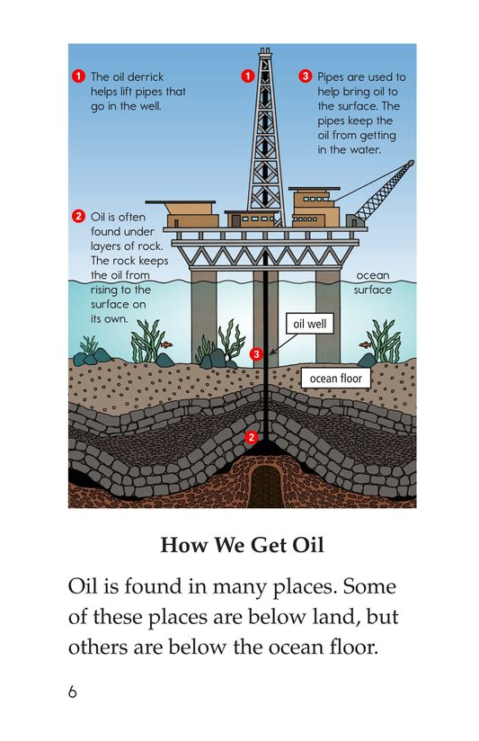 Book Preview For Oil: A Messy Resource Page 6