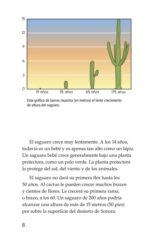 Book Preview For The Mighty Saguaro Cactus Page 8