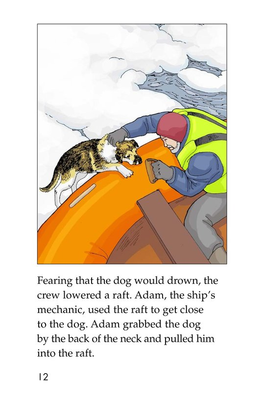 Book Preview For Baltic Rescue Page 12