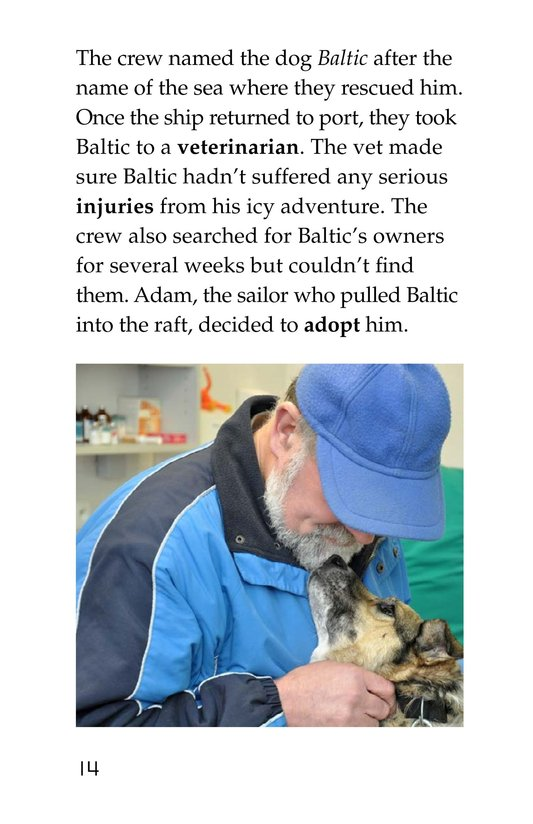 Book Preview For Baltic Rescue Page 14