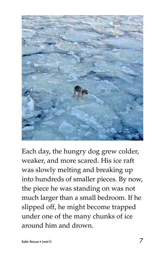 Book Preview For Baltic Rescue Page 7