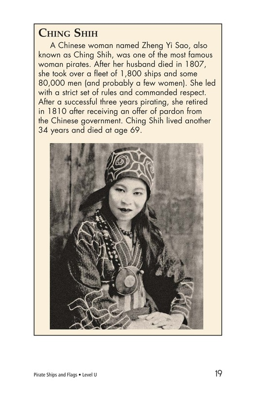 Book Preview For Pirate Ships and Flags Page 19