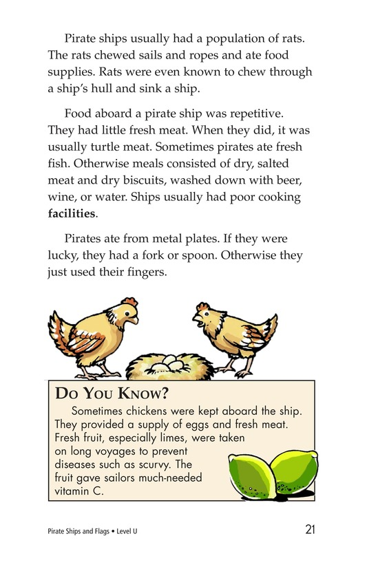 Book Preview For Pirate Ships and Flags Page 21