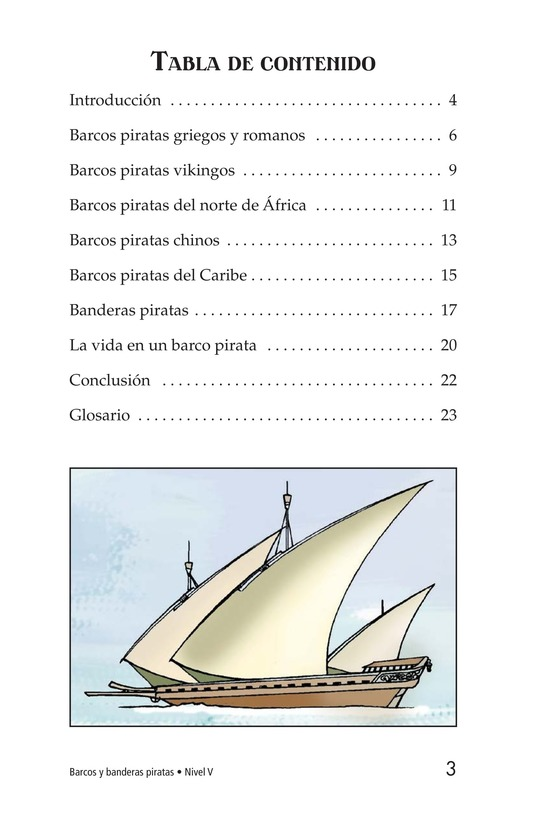 Book Preview For Pirate Ships and Flags Page 3