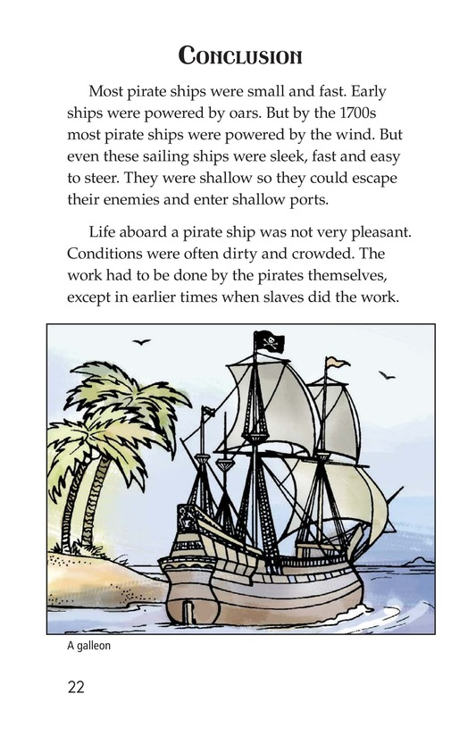 Book Preview For Pirate Ships and Flags Page 22