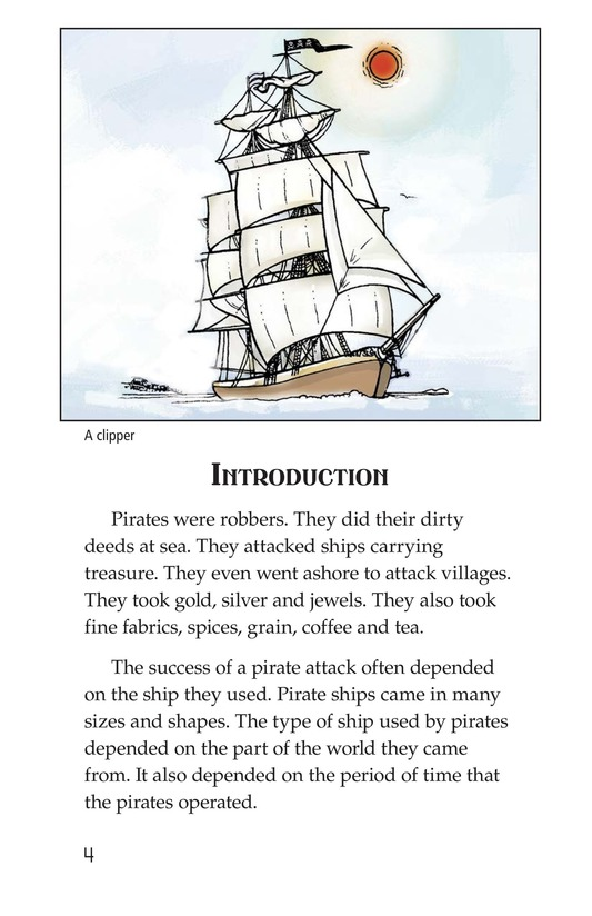 Book Preview For Pirate Ships and Flags Page 4