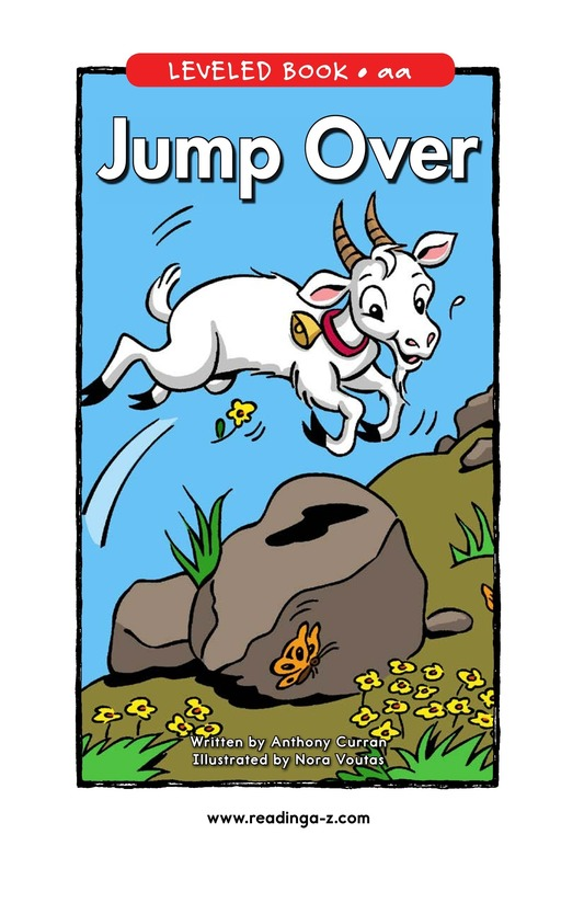 Book Preview For Jump Over Page 1