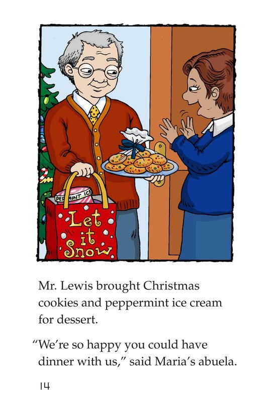 Book Preview For Maria's Family Christmas Page 14