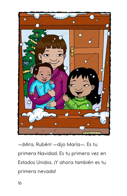 Book Preview For Maria's Family Christmas Page 16