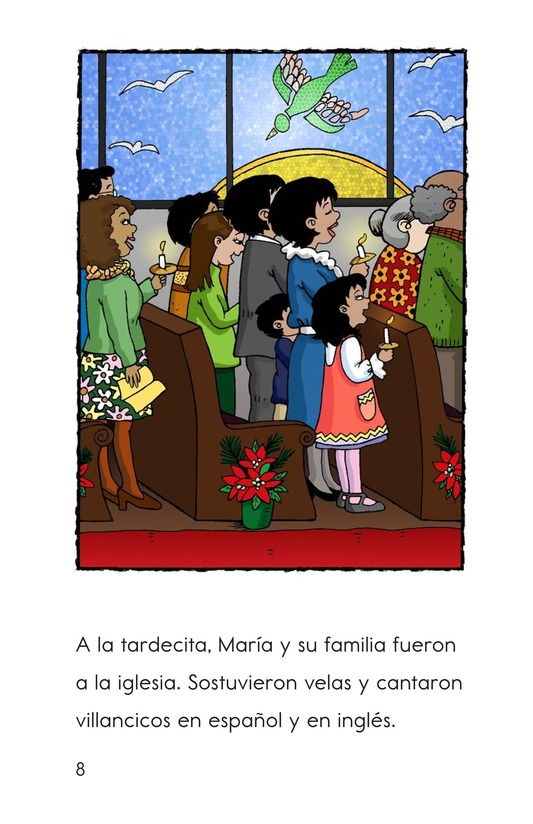 Book Preview For Maria's Family Christmas Page 8
