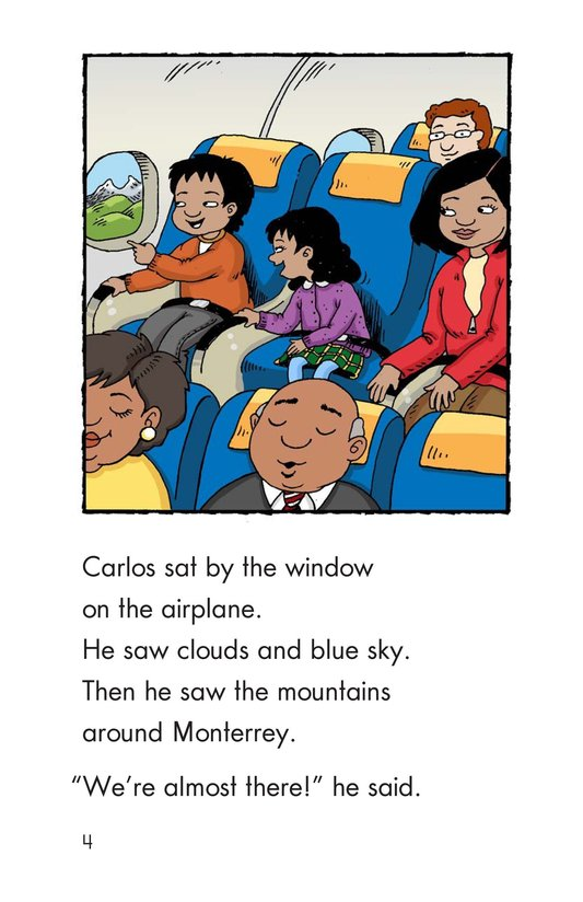 Book Preview For Feliz Navidad, Carlos! Page 4