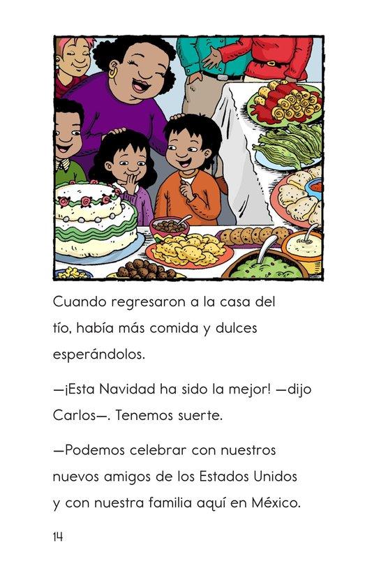 Book Preview For Feliz Navidad, Carlos! Page 14