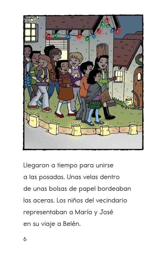 Book Preview For Feliz Navidad, Carlos! Page 6
