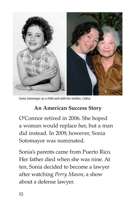 Book Preview For Women of the Supreme Court Page 10
