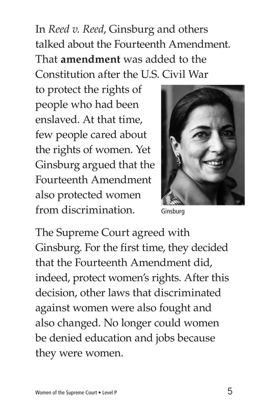 Book Preview For Women of the Supreme Court Page 5