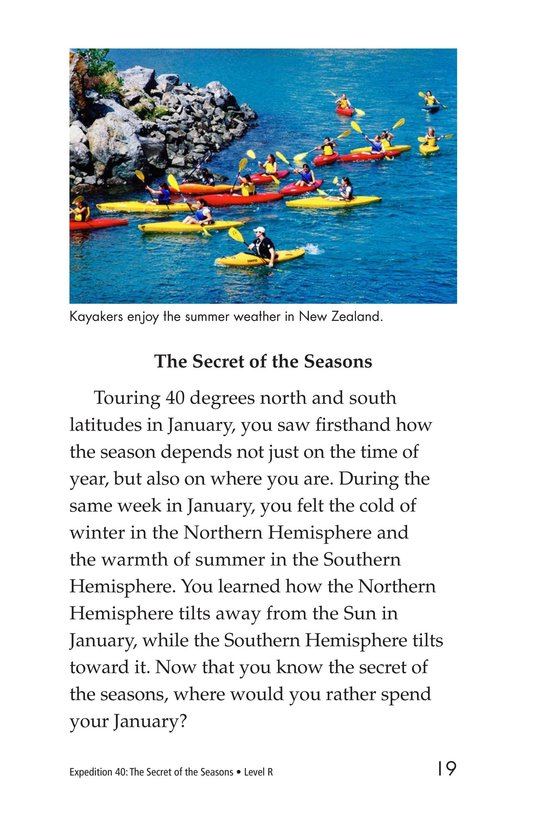 Book Preview For Expedition 40: The Secret of the Seasons Page 19