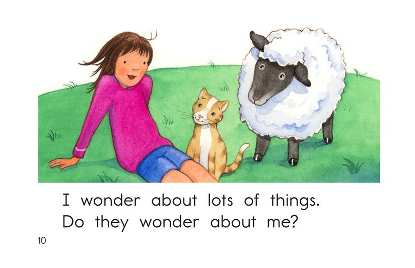 Book Preview For I Wonder Page 10