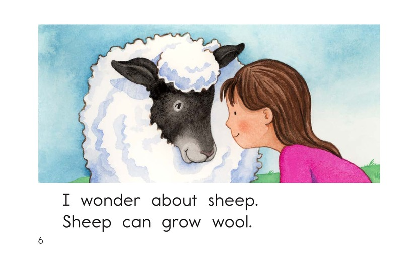 Book Preview For I Wonder Page 6