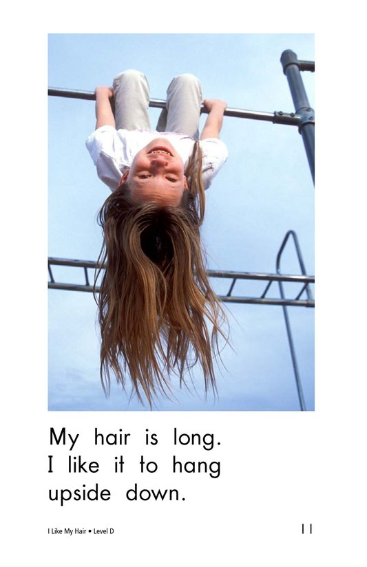 Book Preview For I Like My Hair Page 11