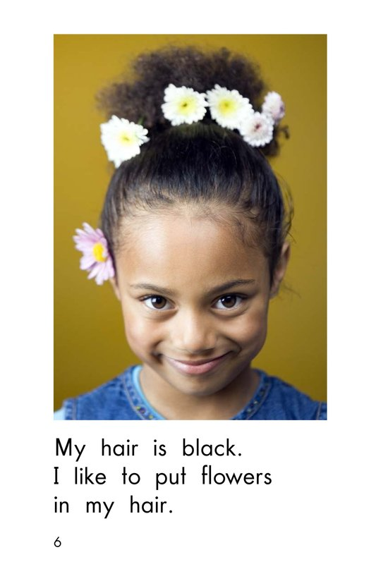 Book Preview For I Like My Hair Page 6